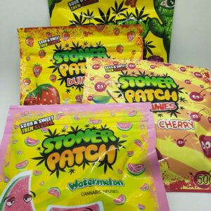 Stoner Patch Edibles Gummies - Best Online Weed Store Hamilton Ontario