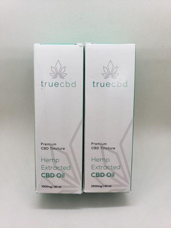 True CBD Tinctures Oil - Best Online Weed Store Hamilton Ontario